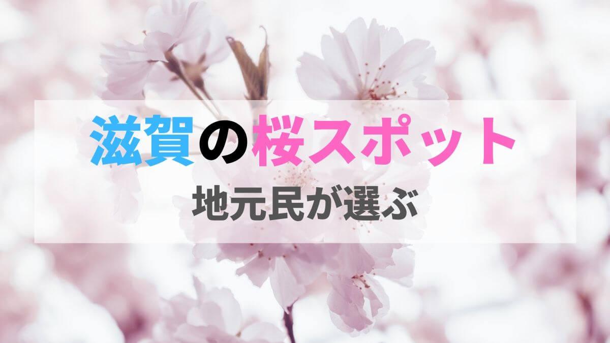 滋賀県 桜